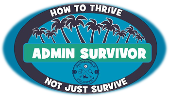 A Successful Admin is not an island