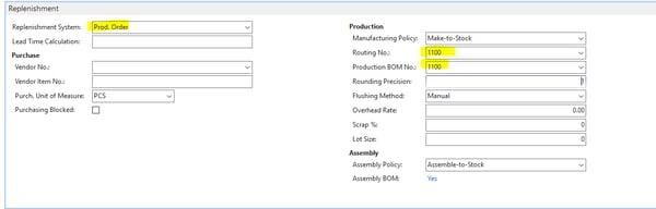 Assembley vs Production image 4