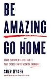 Be Amazing or Go Home Book