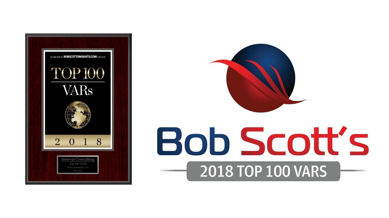 Bob Scott Award 2018