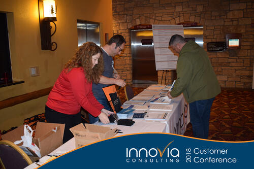 Innovia Conference 2018 Bags