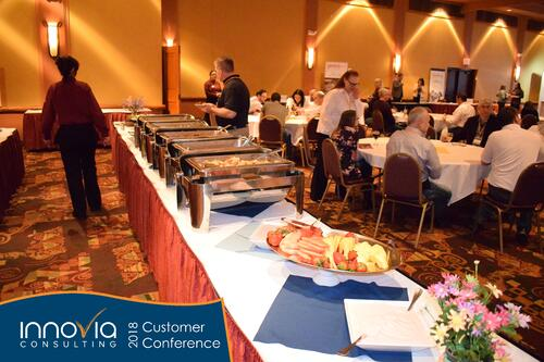 Customer Conference 2018 Food
