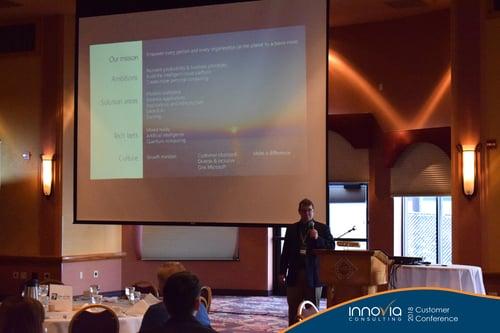 Innovia Conference 2018 Keynote