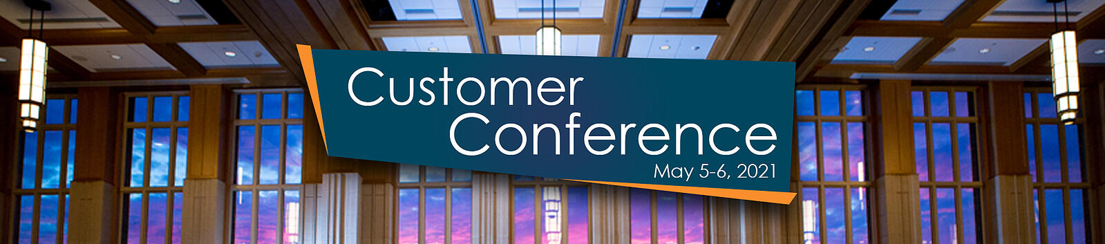 Customer Conference 2021 Logo