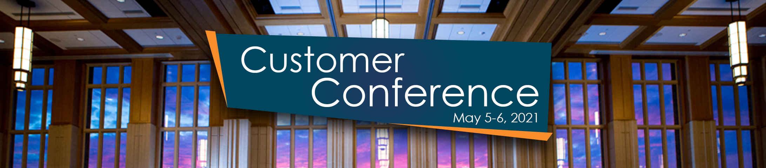 Customer Conference 2021 Logo