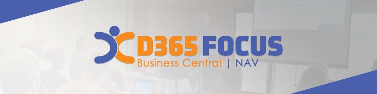 D365 Focus Banner