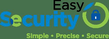 Easy Security Logo - Slogan
