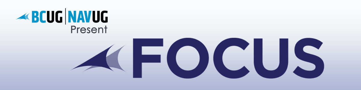 NAVUG presents Focus