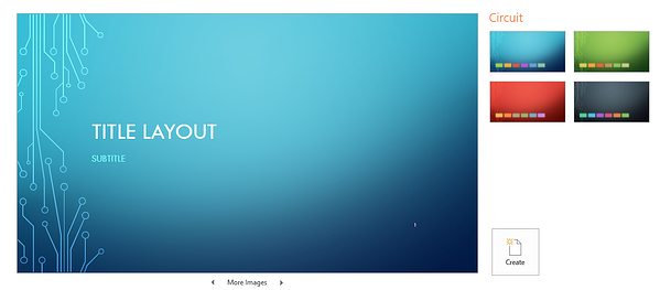 Getting Started with PowerPoint_The Basics image 2