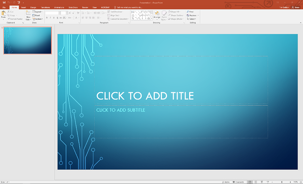 Getting Started with PowerPoint_The Basics image 3
