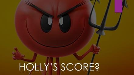Hollys Score Slide