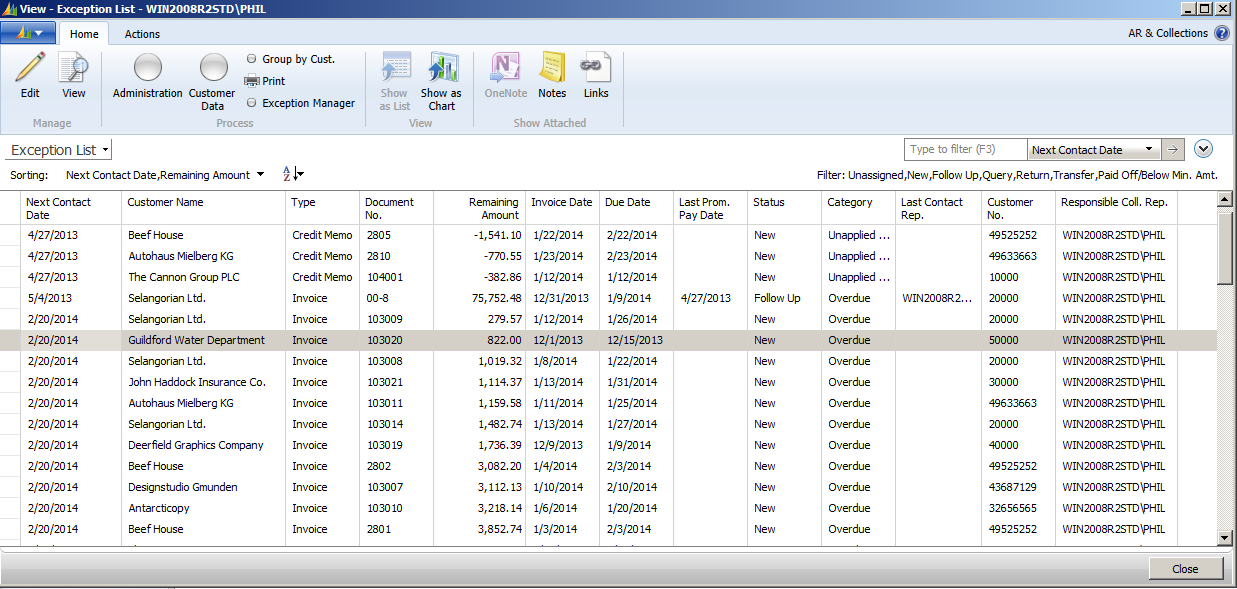 AR & Collections Manager Addon for Microsoft Dynamics NAV 2.jpg