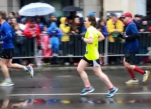 Boston Marathon 3.1