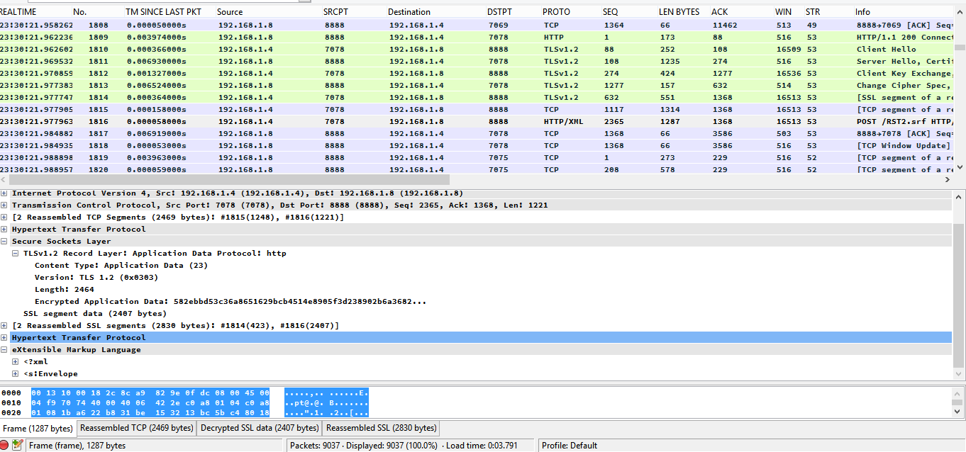 Deciphering Simplicity with Wireshark and Fiddler 12