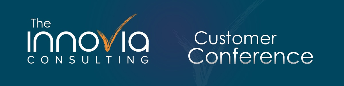 Innovia Customer Conference logo