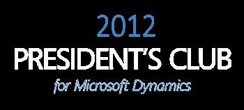 2012 Presidents Club
