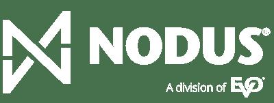 Nodus Logo White