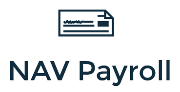 NAV Payroll Logo