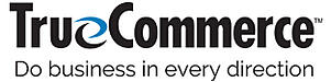 True Commerce Logo with slogan