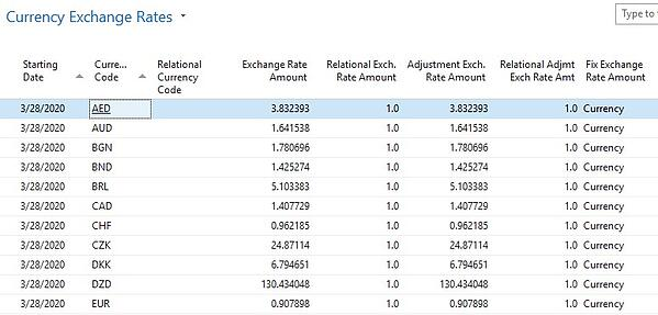 currency exchange rate screenshot 11