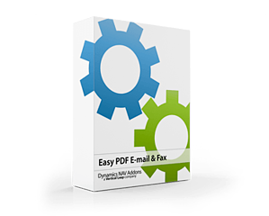 Easy PDF Email & Fax