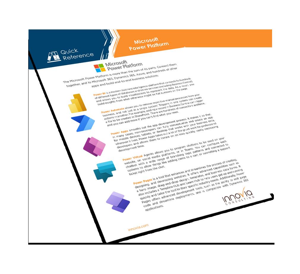 Power Platform Fact sheet-1