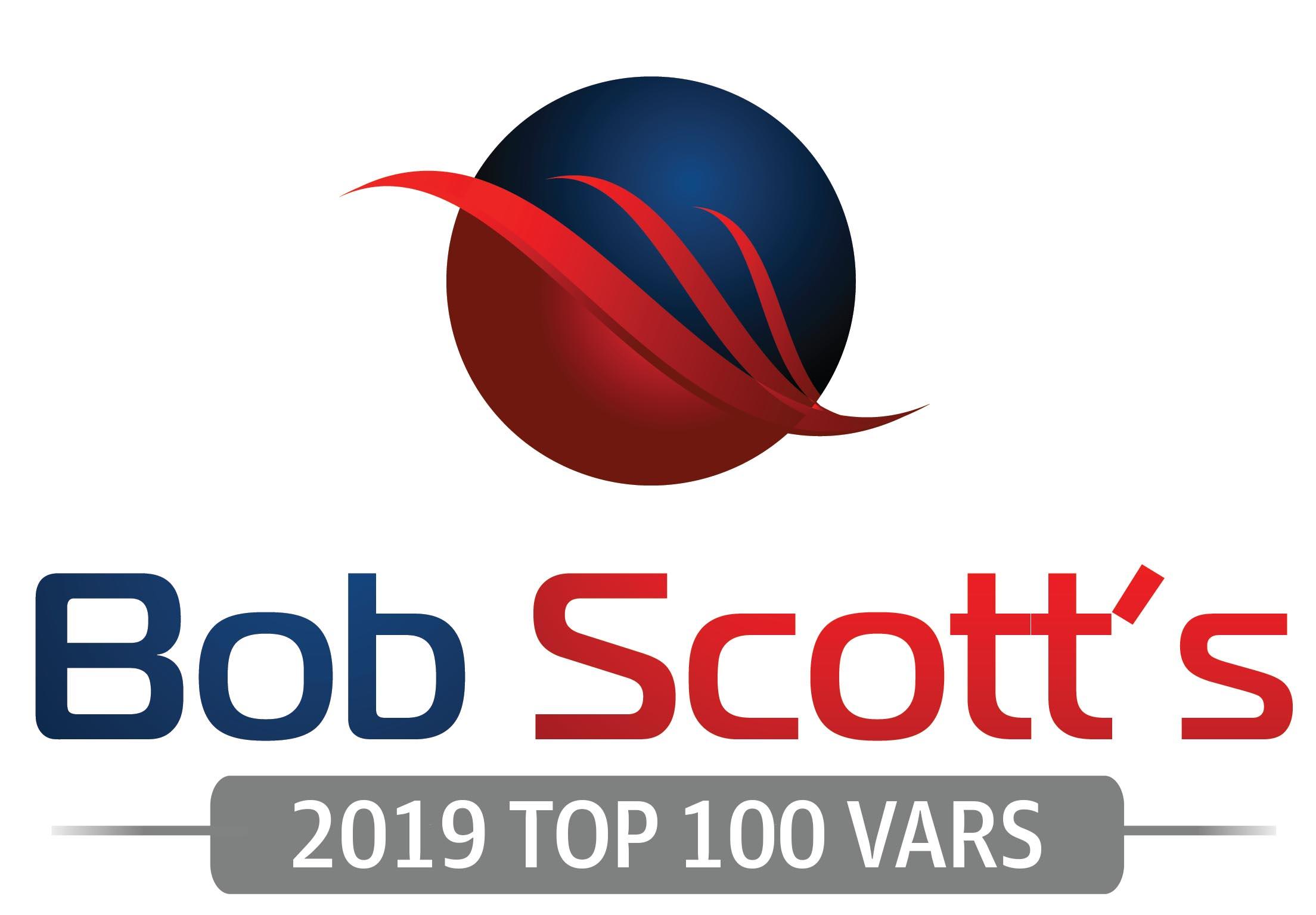 Press Release: Bob Scott's Top 100 VARs for 2019