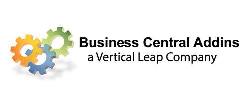 Business Central Addins