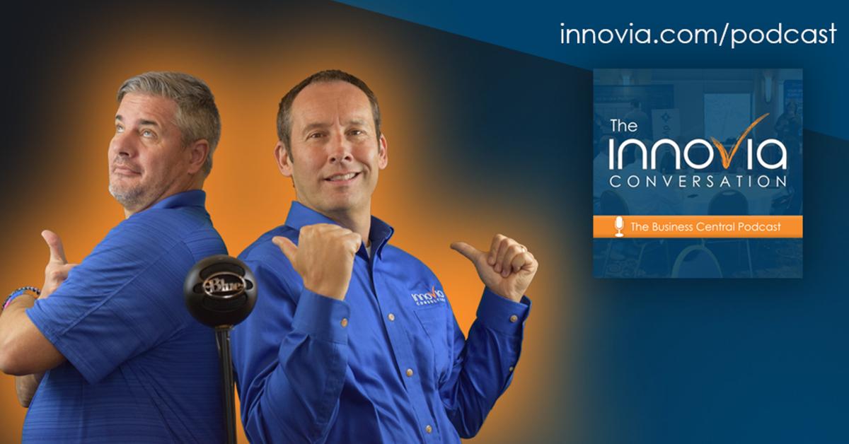 Innovia Conversation Podcast Reaches Its 50th Episode Milestone