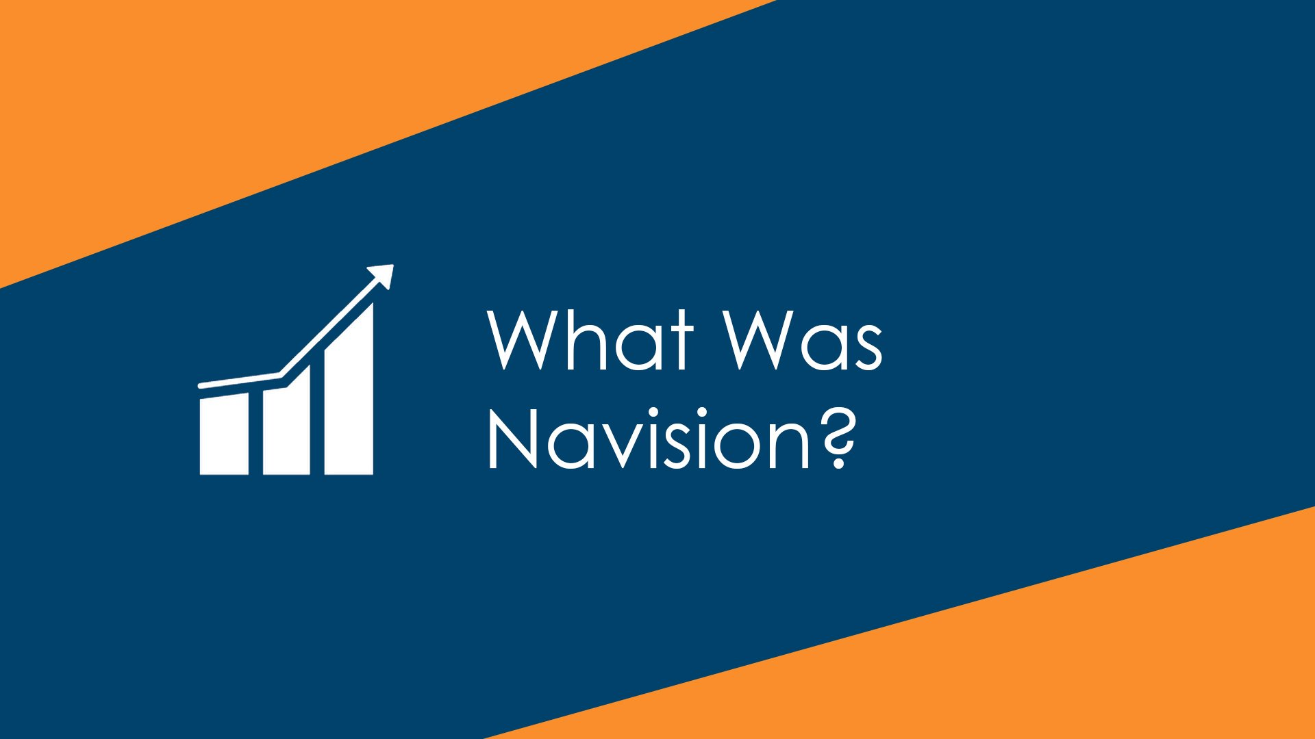 What Was Navision?